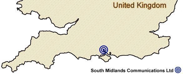 South Midlands Communications Ltd, South Coast, United Kingdom