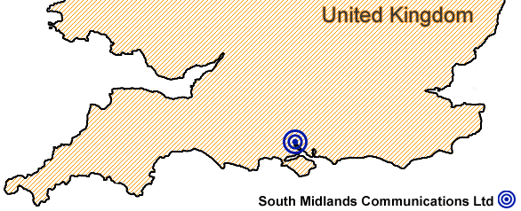 South Midlands Communications Ltd, South Coast, United Kingdom